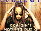 Age Ain't Nothing but a Number (song)