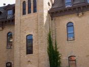 English: Willis Hall, Carleton College, Northfield, Minnesota. June 2008.