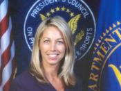 Austin as a member of the President's Council on Physical Fitness and Sports