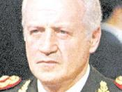 President Leopoldo Galtieri