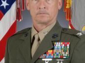 English: Brigadier General William M. Faulkner