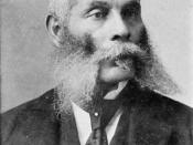 English: Alexander Kelly, Medal of Honor recipient. This photograph was part of the material prepared by W.E.B. Du Bois for the Negro Exhibit of the American Section at the Paris Exposition Universelle in 1900 to show the economic and social progress of A