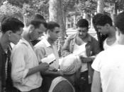 Literature distribution in Algeria
