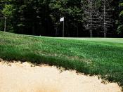 Herring Cove Golf Course, New Brunswick, Canada / Club de golf provincial Herring Cove, Nouveau-Brunswick, Canada