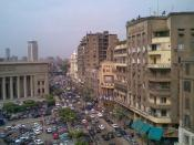 26 July (Fouad) Street, Downtown, Cairo.