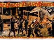 Poster of The Great Train Robbery.