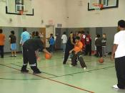 S.K.Y. Streetball Syndicate visits Humphreys