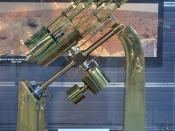 Perkins Telescope Model