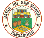 Seal of the Municipality of San Manuel, Pangasinan, Philippines