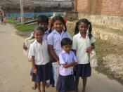 English: Parayar School Children