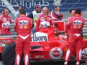 Photo by Sports Fan taken at Bahrain GP 2006