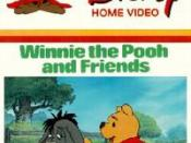 Cover of Winnie the Pooh and Friends