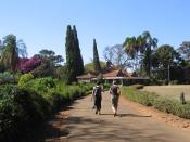 English: Karen Blixen Museum, Narobi