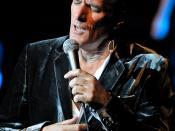 Michael Bolton en el Palau de la Música de Barcelona el 14 de Enero de 2010