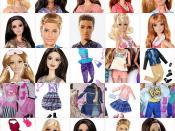 Updated Barbie Checklist - Part 1