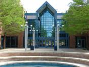 English: (CCCC) Spring Creek campus (entrance) in Plano, Texas.