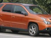 2002-2005 Pontiac Aztek photographed in USA. Category:Pontiac Aztek