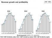 English: Revenue growth and profitability
