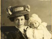 Grandmum With Baby
