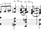 Deutsch: Walking Bass in Tenths in the Stride Piano style of Art Tatums title