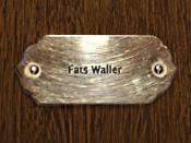 English: Fats Waller