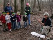 Field Trip: First Grade Outdoor Education