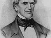 Portrait of Horace Mann from a selection of public domain portraits of historical figures at the Perry-Castañeda Library, University of Texas at Austin.