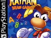 An example of a Rayman educational game