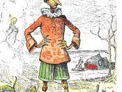 Pinocchio by Enrico Mazzanti (1852-1910) - the first illustrator (1883) of Le avventure di Pinocchio.