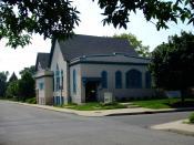 English: Jim Jones' first church