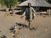 Land mine victim 2