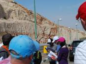 Field trip - Jebel Hafit