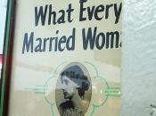 Virginia Woolf???