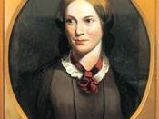 English: Portrait of Charlotte Bronte by J. H. Thompson Русский: Портрет Шарлотты Бронте работы Дж. Х. Томпсона