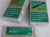 English: Smokeless Tobacco, ZERO STYLE from Japan Tobaccohttp://www.jt.com/investors/media/press_releases/2010/0317_01/index.html 日本語: 無煙たばこ、ZERO STYLE (日本たばこ産業)http://www.jti.co.jp/investors/press_releases/2010/0317_01/