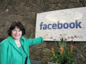 Esperanza Universal at Facebook HQ