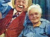 Boob and Neva Brasfield in 1958