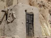 English: The Dogon village of Banani. Taken during holiday in Mali December 2006