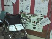 Wheelchair first crit