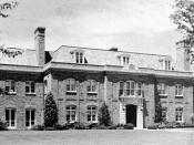 Tom Pendergast's home along Ward Parkway