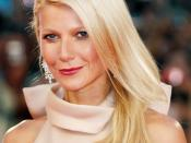 English: Gwyneth Paltrow at the 2011 Venice Film Festival