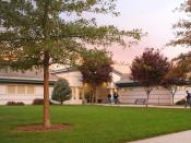English: The Library/Classroom Building at Boise Bible College. Category:Universities and colleges in Idaho