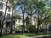 Many offices and classes of the College are located in the heart of the campus.