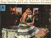 Connie Francis Sings Spanish and Latin American Favorites