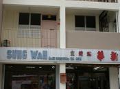 Sung Wah Barber Shop