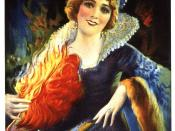 English: Dorothy Vernon of Haddon Hall (1924) film poster.