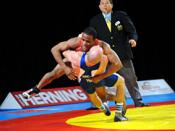 Byers wins Greco-Roman silver medal at World Wrestling Championships 090929