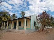 our homestay at ibo