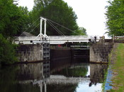 English: Upper Nicholsons lock, Rideau Canal (lock 18), Ontario, Canada