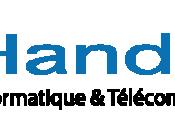 English: official logo of Handi-it.fr website Français : logo officiel du site internet Handi-it.fr